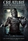 Video/DVD. Title: Creature From The Black Lagoon: Complete Legacy