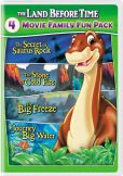 Video/DVD. Title: Land Before Time Vi-Ix 4-Movie Family Fun Pack