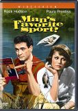 Video/DVD. Title: Man's Favorite Sport?