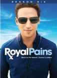 Video/DVD. Title: Royal Pains: Season Six