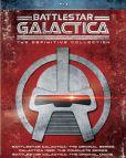 Video/DVD. Title: Battlestar Galactica: The Definitive Collection