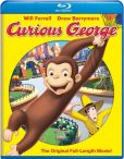 Video/DVD. Title: Curious George