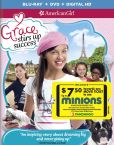 Video/DVD. Title: An American Girl: Grace Stirs Up Success [with Minions Movie Cash]