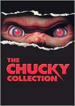 Chucky Collection: Child's Play 2/Child's Play 3/Bride of Chucky