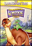 Land before Time: 4-Movie Dino Pack, Vol. 1