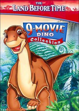 Land before Time: 9-Movie Dino Collection