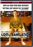 Video/DVD. Title: Lost in Translation