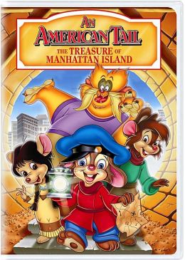 An American Tail: The Treasure of Manhattan Island