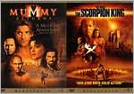 Scorpion King/Mummy Returns
