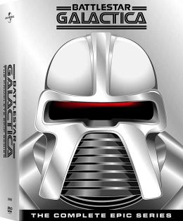 Battlestar Galactica: Complete Epic Series