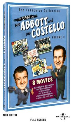 Best of Abbott & Costello 3