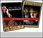 Seabiscuit / Beautiful Mind