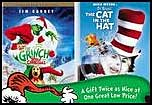 How the Grinch Stole Christmas/the Cat in the Hat