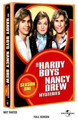 The Hardy Boys Nancy Drew Mysteries - Season One