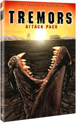 Tremors Attack Pack