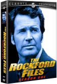 Video/DVD. Title: The Rockford Files - Season One