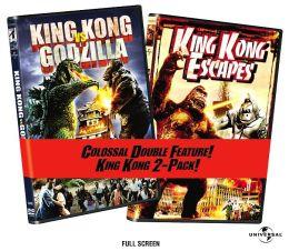 King Kong vs. Godzilla / King Kong Escapes