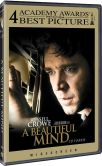 Video/DVD. Title: A Beautiful Mind