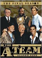 The A-Team - Season Five - Final Season