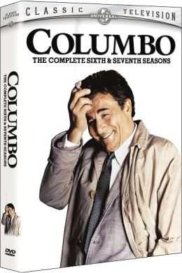 Columbo - The Complete Sixth & Seventh Seasons