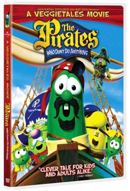 The Pirates Who Don't Do Anything - A VeggieTales Movie