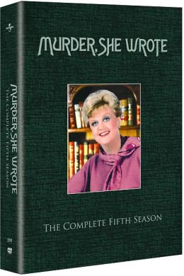 Murder, She Wrote - The Complete Fifth Season