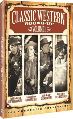 Classic Western Round-Up, Volume 1