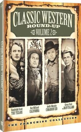 Classic Western Round-Up Volume 2