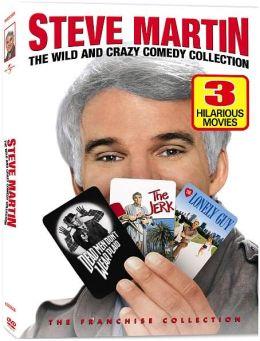 Steve Martin: Wild & Crazy Comedy