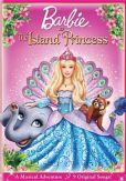Video/DVD. Title: Barbie as the Island Princess