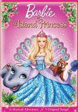 Video/DVD. Title: Barbie as the Island Princess