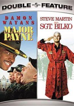 Major Payne/Sgt. Bilko