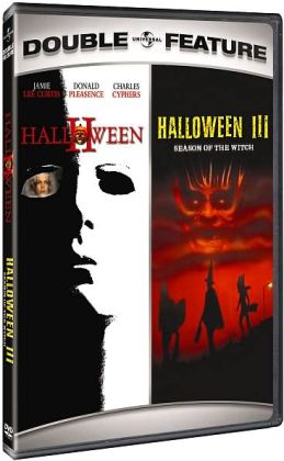 Halloween Ii/Halloween Iii: Season of the Witch