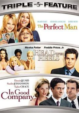 Perfect Man/Head Over Heels/in Good Company