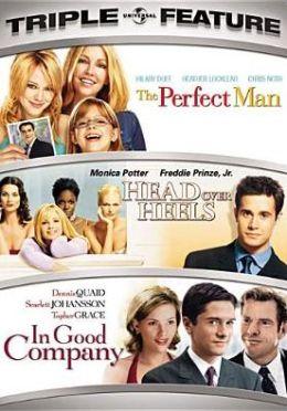 Perfect Man/Head Over Heels/in Good Company