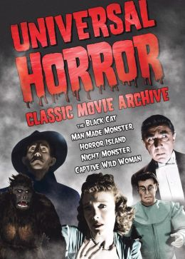 Universal Horror: Classic Movie Archive