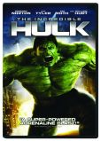 Video/DVD. Title: The Incredible Hulk