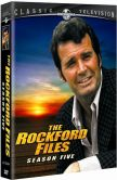 Video/DVD. Title: Rockford Files - Season 5