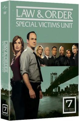 Law & Order Special Victims Unit - The Seventh Year