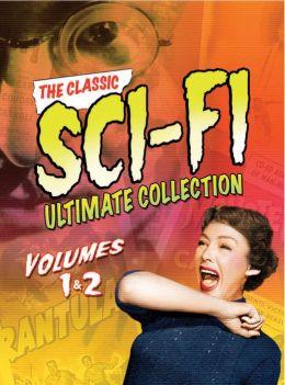 Classic Sci-Fi Ultimate Collection, Vols. 1 & 2