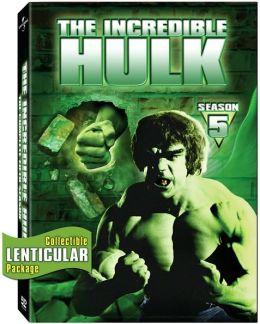 The Incredible Hulk - Season 5