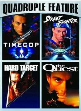 Van Damme Action-Pack Quadruple Feature