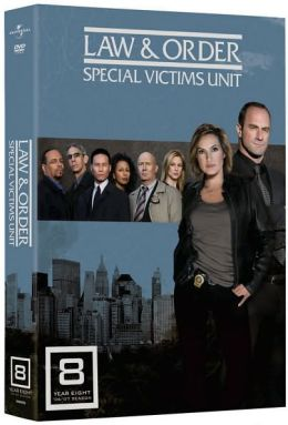 Law & Order Special Victims Unit - The Eighth Year