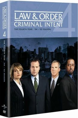 Law & Order Criminal Intent - The Fourth Year