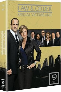 Law & Order Special Victims Unit - The Ninth Year