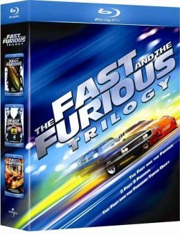 Fast & the Furious Trilogy