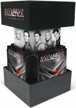 Battllestar Galactica: the Complete Series