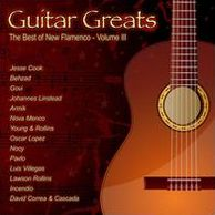 Guitar Greats: The Best of New Flamenco, Vol. 3