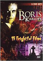 Boris Karloff Box: 15 Frightful Films