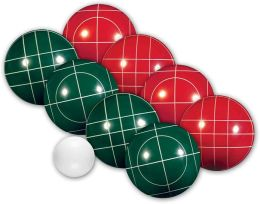 Expert 113MM Bocce Set (R-G)